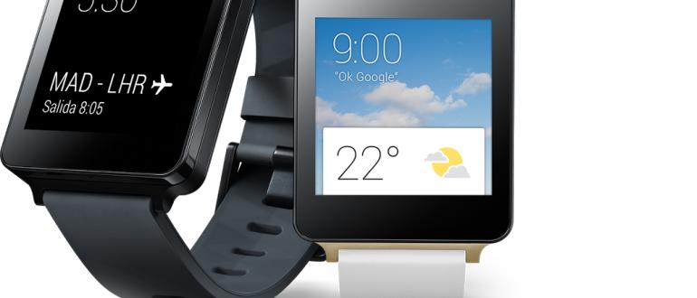 LG Watch.