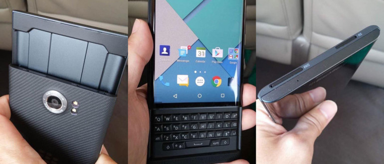 BlackBerry Priv.