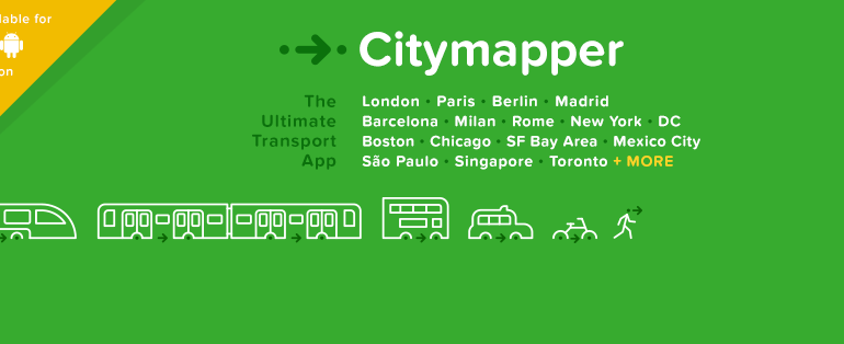 Citymapper.