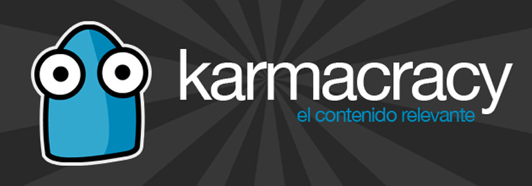Karmacracy.