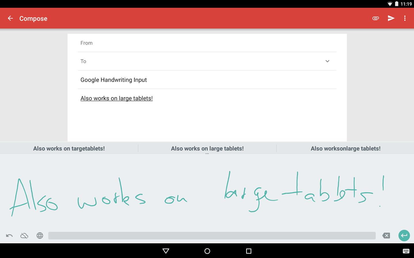 La nueva app de Google