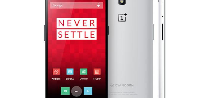 OnePlus One.